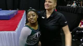 Simone Biles –Balance Beam – 2019 U.S. Gymnastics Championships – Senior Women Day 1 - NBCSN