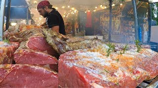 The Best and Biggest World Street Food Festival in Europe. 'Gusti di Frontiera', Gorizia, Italy