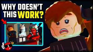 Lego Star Wars is COMPLETELY BROKEN
