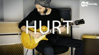 Johnny Cash - Hurt (Electric Guitar Cover by Kfir Ochaion)