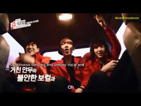 [ENG SUB] EXO K - International Girl CUT