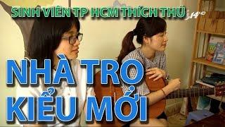 (VTC14)_Sinh viên TP HCM thích thú với nhà trọ kiểu mới