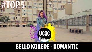 UCDC - Korede Bello Romantic Best Choreography
