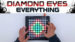 Diamond Eyes - Everything // Launchpad Cover