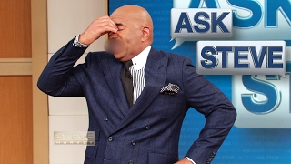 Ask Steve: I left my daughter || STEVE HARVEY