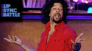 John Legend's U Can't Touch This vs Common's All Night Long | Lip Sync Battle