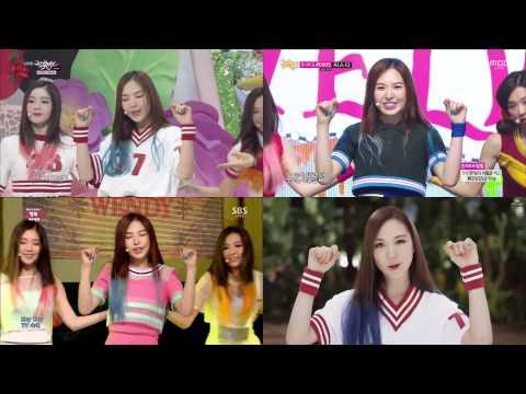 Red Velvet(레드벨벳)