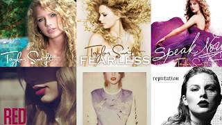 The most significant song from every Taylor Swift album