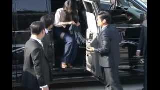 [donga] Jang Donggun wedding, Star guests (장동건-고소영 결혼식, 스타 하객 총출동)