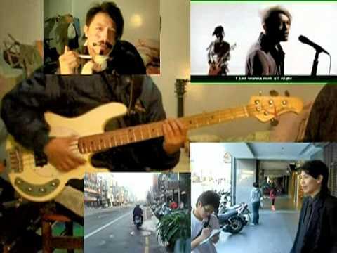 酷愛樂團 混混天團 海角七號 范逸臣-rock all night (黃金右手加藤鷹)