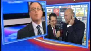 confronto tv Zenga Varriale su raidue