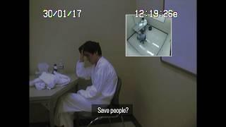 Quebec City mosque shooter Alexandre Bissonnette's interrogation