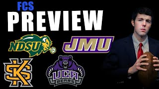 2021 FCS College Football Preview