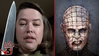 Top 5 Scary Fictional Characters You Wouldn't Want To Be Real