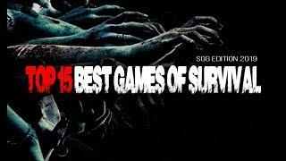 ТОП 15 ЛУЧШИХ ИГР НА ВЫЖИВАНИЕ | TOP 15 BEST GAMES OF SURVIVAL