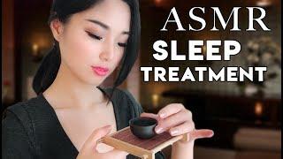 [ASMR] For People Who Don't Tingle - Experience a Spa Sleep Treatment