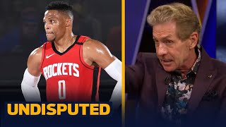 Skip & Shannon react to OKC forcing GM 7 against Rockets, Westbrook's ugly return | NBA | UNDISPUTED