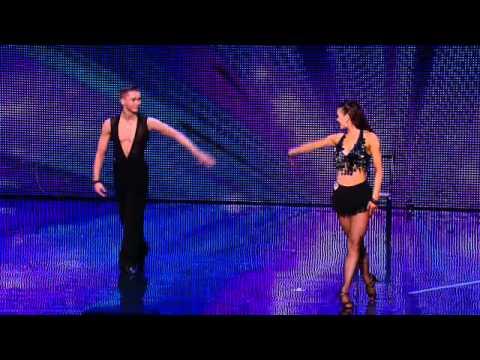 AJ and Chloe - Britain's Got Talent 2013 - Full video