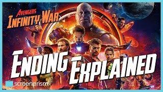 Avengers: Infinity War - Ending & Themes Explained