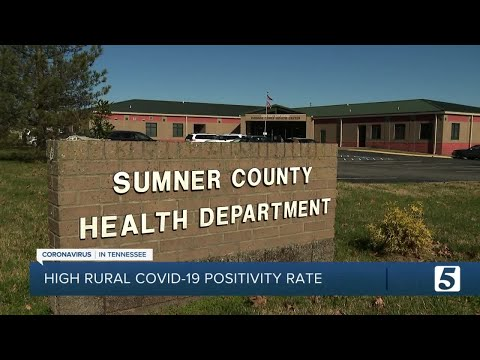 Rural hospitals feeling the pressure of increased COVID-19 cases