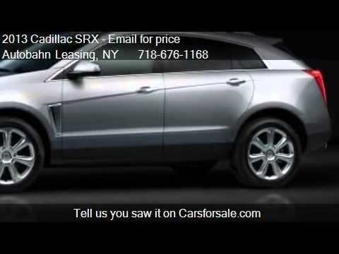 2013 Cadillac SRX Luxury / Performance / Premium - for sale