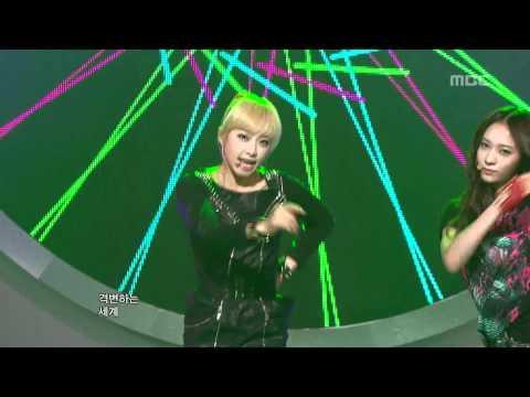 f(x) - Electric Shock, 에프엑스 - 일렉트릭 쇼크, Music Core 20120707