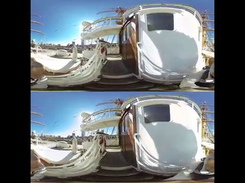 3D360 Nippon Maru (On board)