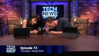 Don't Go, Jibo! - Tech News Weekly 73