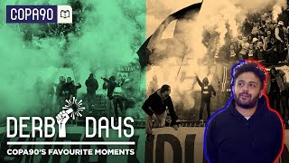 Our All-Time Favourite Derby Days Moments