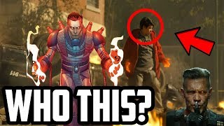 Deadpool 2 - Who is The Kid Cable is Chasing?