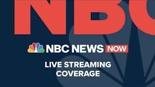 Live: NBC News NOW - Jan. 28