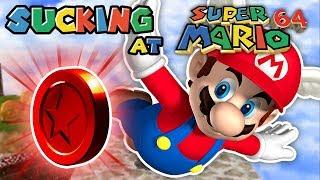 I'M BACK?! - Sucking at Mario 64 DS (Again) (Part 1)