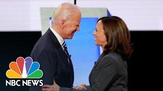 Joe Biden, Kamala Harris Hold First Joint 2020 Campaign Event   NBC News