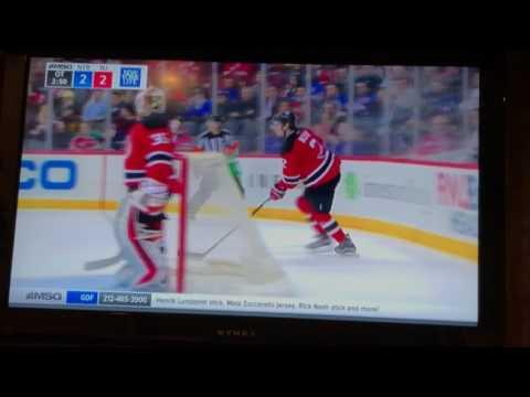 New York Rangers vs New Jersey Devils