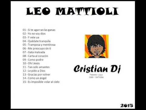 LEO MATTIOLI !! Cristian Dj Palpala - Jujuy