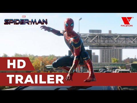Spiderman - Bez domova - filmový trailer