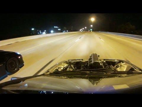 Late Night Roll Racing