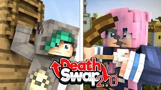 LDSHADOWLADY TRIES TO KILL ME! - Minecraft Deathswap - Season 2 - Ep.2