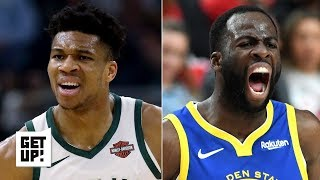 Is Giannis or Draymond the NBA's most unique player? | Get Up!