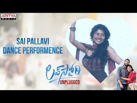 Watch: Sai Pallavi's dance performence at 'Love Story' Unplugged event