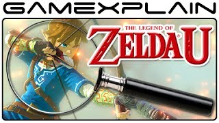Zelda Wii U - Trailer Analysis (Secrets & Hidden Details)