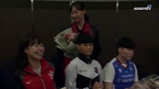 2018-2019 KOVO 여자 신인선수 드래프트