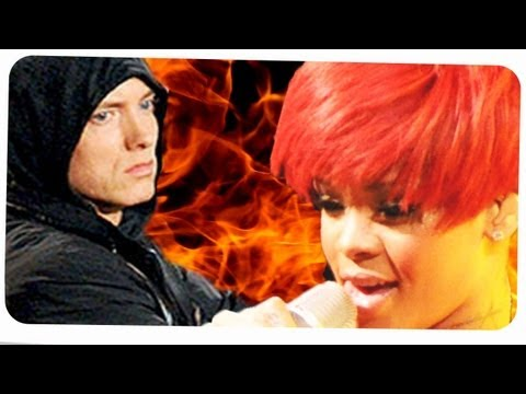 Baixar Love The Way You Lie - Eminem feat. Rihanna (Official Video) - PARODIE