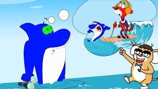 Rat-A-Tat  'Doggie Bros Snow Fun Cartoons for Children New Ep'  Chotoonz Kids Funny Cartoon Videos