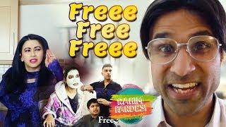 Amazingly Freeeeeee??? | Rahim Pardesi | Desi Tv Entertainment