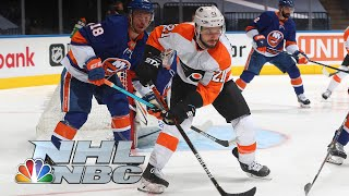NHL Stanley Cup Second Round: Flyers vs. Islanders | Game 6 EXTENDED HIGHLIGHTS | NBC Sports
