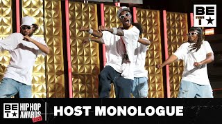 DC Young Fly, Karlous Miller & Chico Bean Pay Homage To Rap Legends | Hip Hop Awards '21