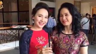 Họp báo phim Sống Chung Với Mẹ Chồng - Phim VTV 2017