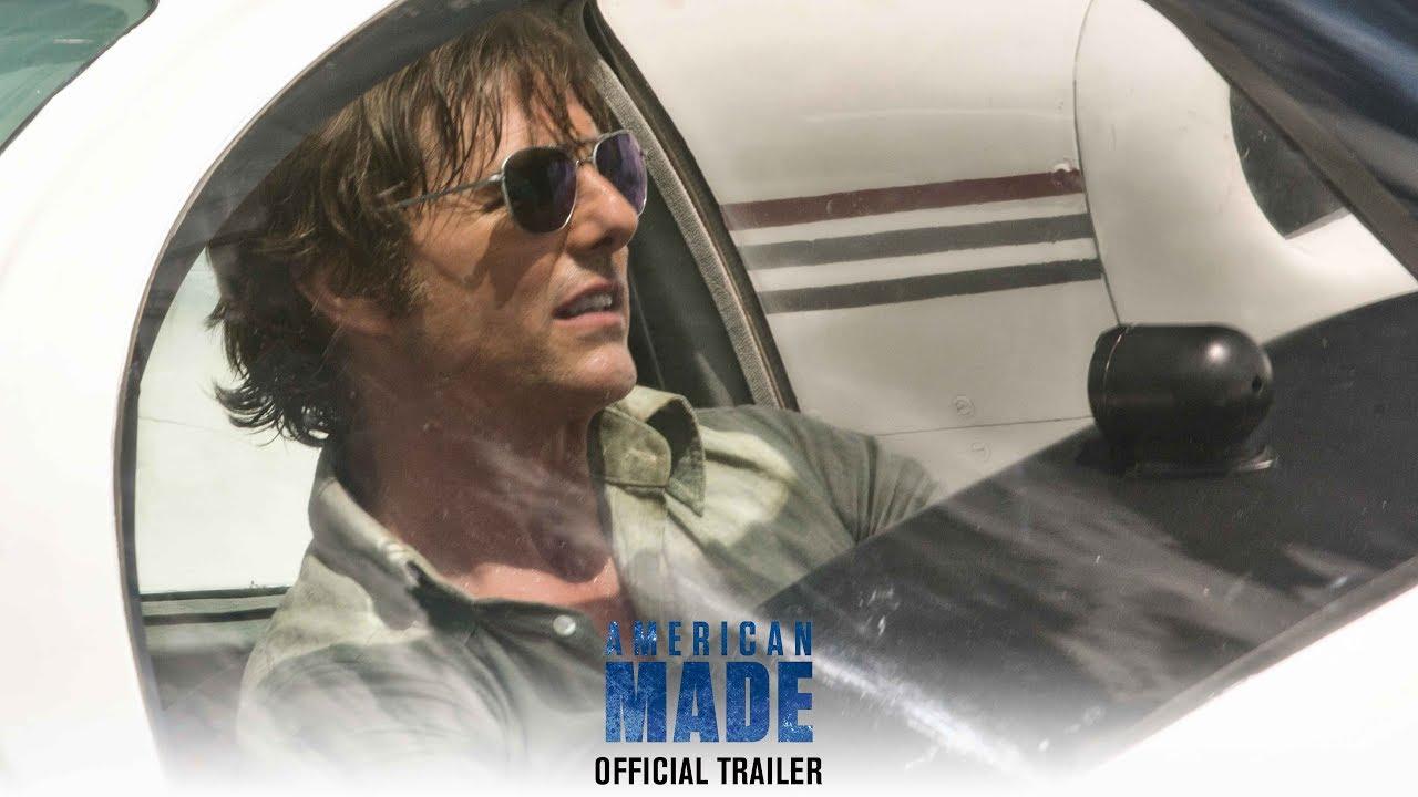 Trailer de American Made