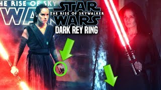 The Rise Of Skywalker Dark Rey Ring! HUGE News Revealed (Star Wars Episode 9)